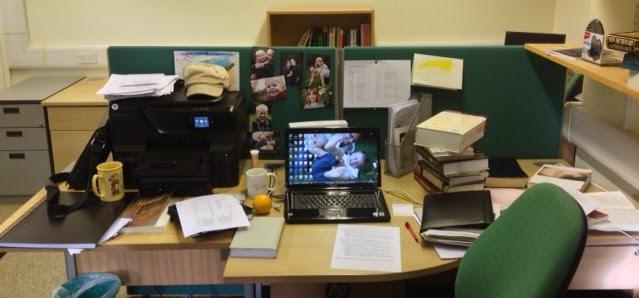 Desk Space 2